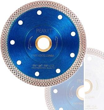 4.5 InchTurbo Diamond Saw Blade Disc Porcelain Tile Ceramic Granite Marble Cut