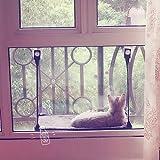 L.S Katzen HängematteKatzenbett Katze Betten Sonnenschein Fenster Fensterplätze