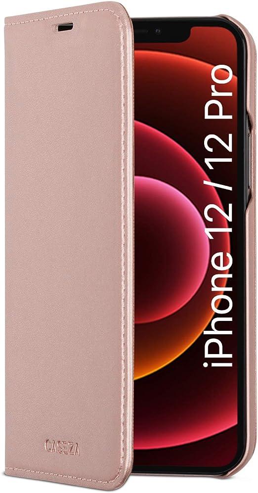 Iphone 12 Hülle Iphone 12 Pro Case Rose Gold Caseza Elektronik