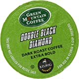 Green Mountain Darkest Extra Bold Coffee Double Black Diamond K-Cup for Keurig Brewers (Pack of 96)
