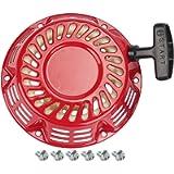 HIPA Recoil Starter + Bolts for Power Equipment 196CC 6.5HP 3000 3500 4000 Watt Generator 46558 46561 46596 46533 46534…