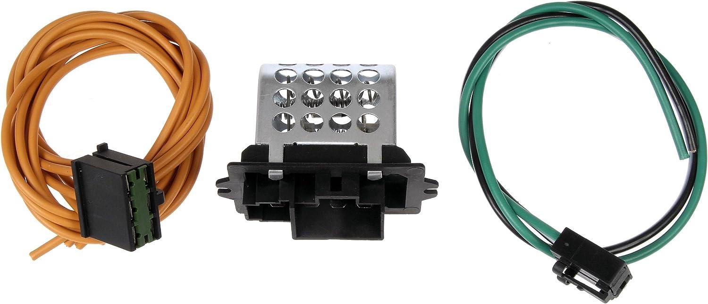 Dorman 973-517 HVAC Blower Motor Resistor Kit