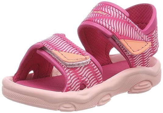 Rider RS2 III Baby, Sandali Bimba, Mehrfarbig (Pink/Pink), 25/26 EU