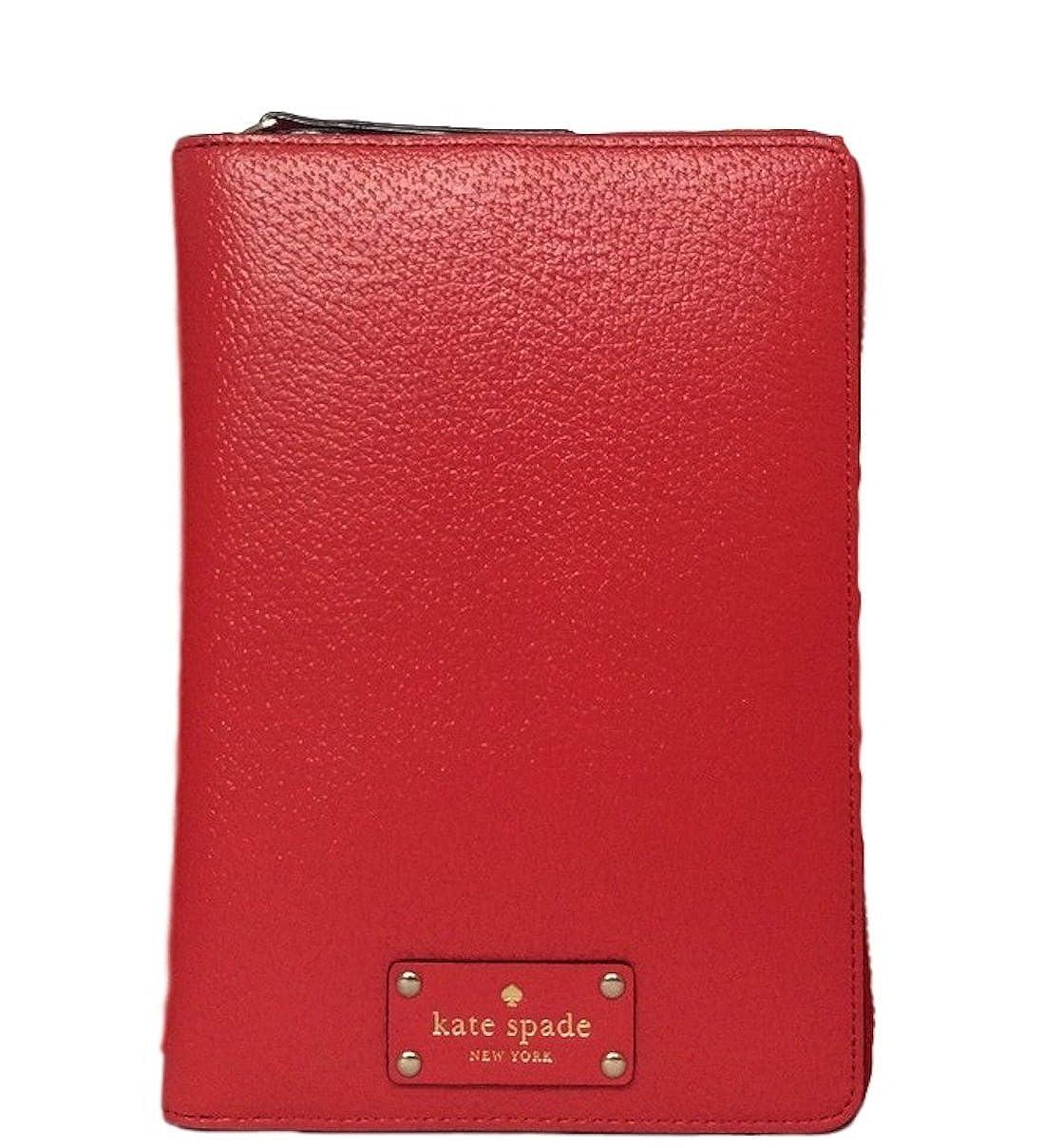 Amazon.com: Kate Spade Cherry cierre de cremallera Rojo ...