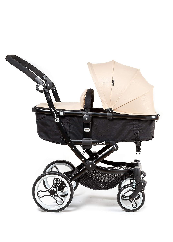 Beb/é Due Bebedue Up convertible en capazo y ligera