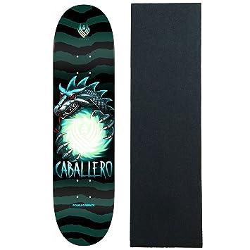 Powell-Peralta Skateboard Deck Flight 243 Caballero Dragon Ball 8.25