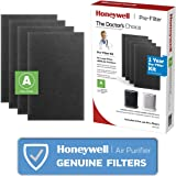 Honeywell HRF-A200 Pre Kit, 4 Pack air Purifier Filter, HPA 200, Black, 4 Count