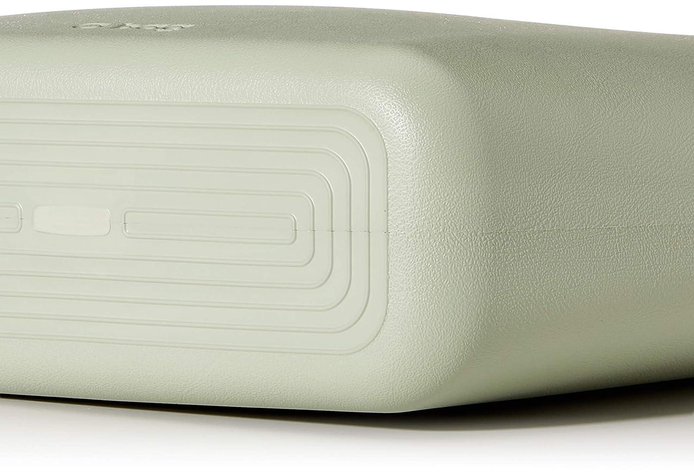 O-väska dam borsa axel kuvertväska Green (Cargo)