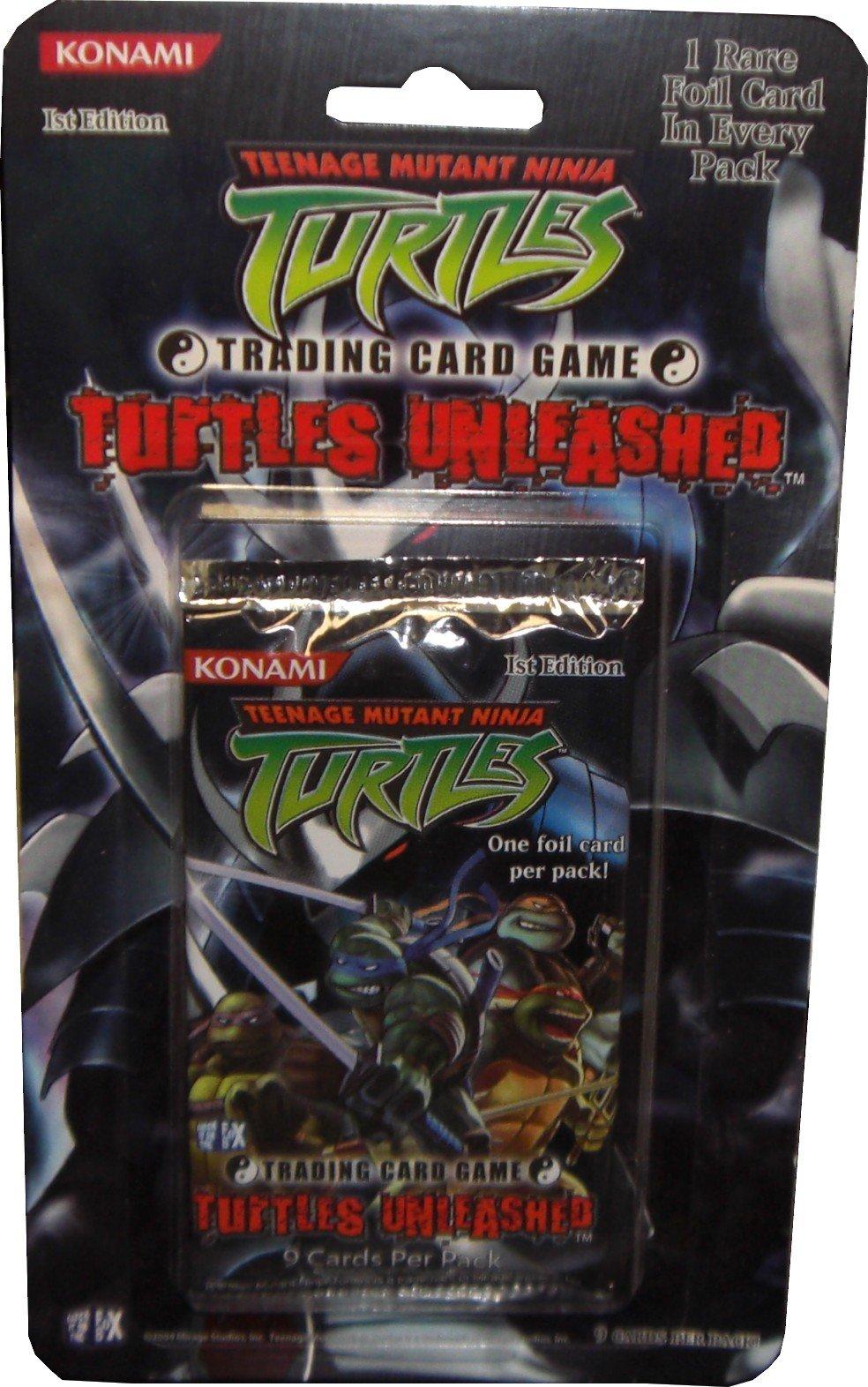 Teenage Mutant Ninja Turtles Tcg, Turtles Unleashed Blister ...