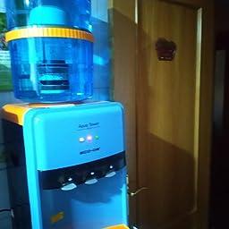 Dispensador de agua Aqua Tower Plus, con depósito de filtrado ...