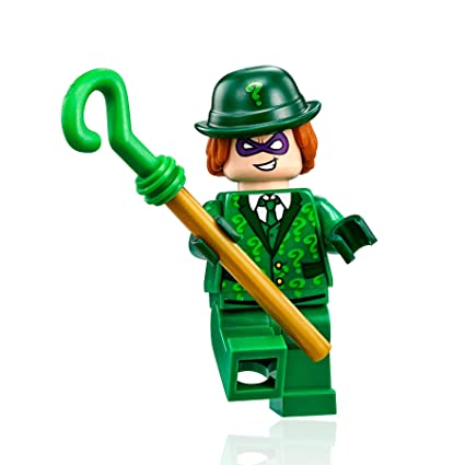 a502808a2eb Image Unavailable. Image not available for. Color  LEGO Batman Movie -  Riddler ...