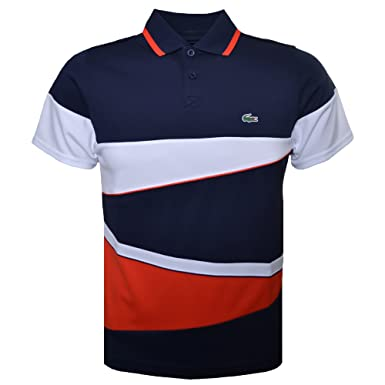 4a282ddd Lacoste Kids Navy Blue Polo Shirt 14 Years/158CM: Amazon.co.uk: Clothing