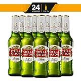 Cerveza Importada Stella Artois, 24 pzs de 330 ml