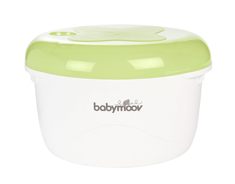 Babymoov Stérilisateur Micro-Onde Zen Taupe/Vert A003205