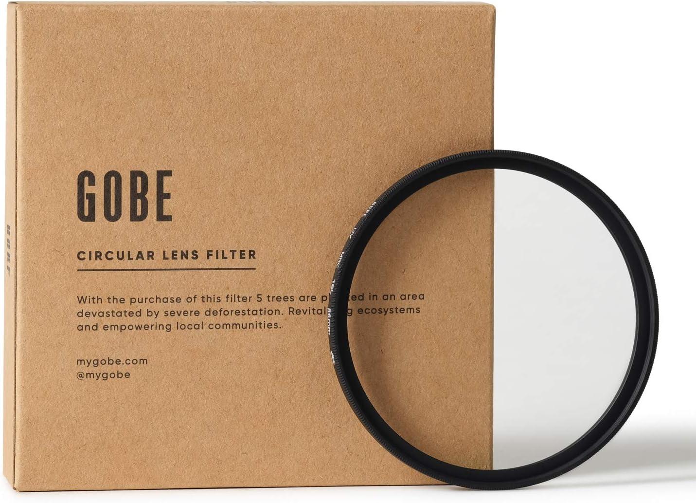 Gobe 86mm UV Lens Filter (2Peak)