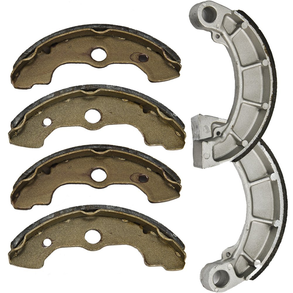 1995-2003 HONDA TRX 400 Fourtrax Foreman Front and Rear Brake Shoes Foreverun Motor