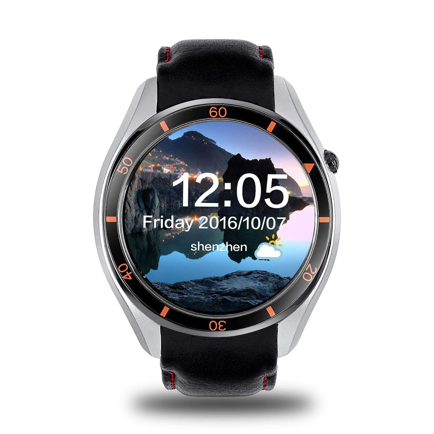 Amazon.com: SODIAL i3 Smart Watch MTK6580 Android 5.1 Sport ...