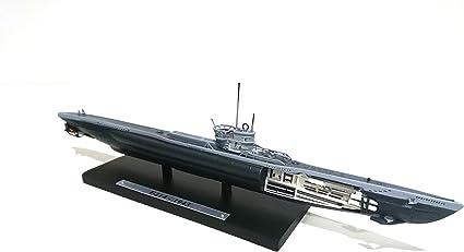Fertigmodell U-Boot S-13 Maßstab 1:350 Die-Cast Metall