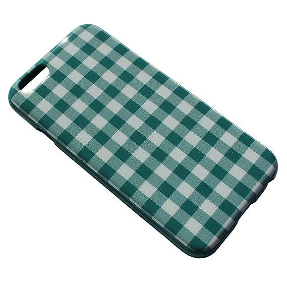 timeless design 17392 3cee2 Amazon.com: J. Crew Shiny Printed Case iPhone 6/6S (Warm Emerald ...