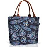 Gloppie Leakproof Lunch Tote for Women Insulated Lunch Bags Soft Picnic Cooler Water-resistant Lunch Box Purse for Work Beach