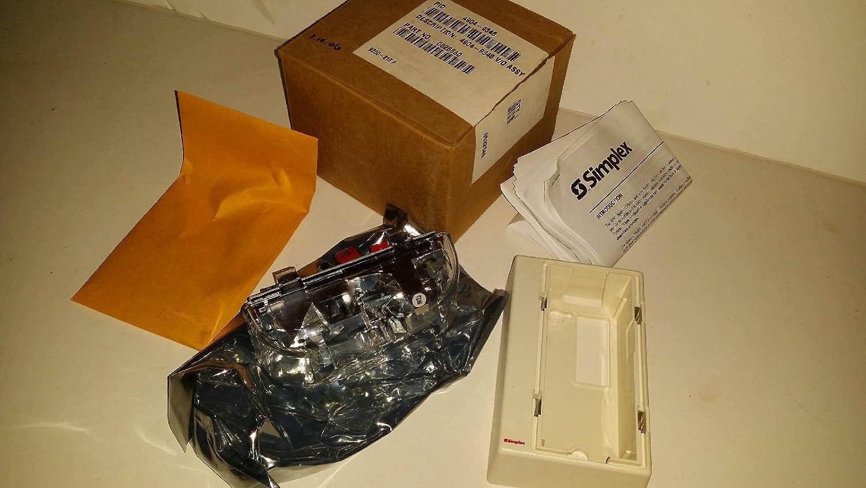 Amazon.com: Simplex / Tyco 30 Cd Fire Alarm Strobe Module ...