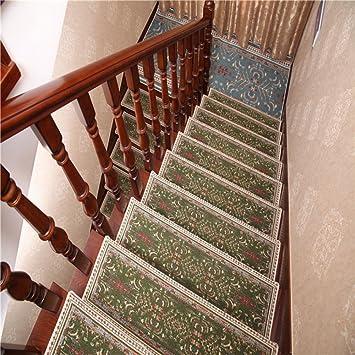 Berühmt Amazon.de: SHASHA Treppen-Teppich Treppenstufen Rechteck ZZ55