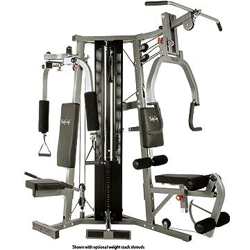 reliable Bodycraft Galena Pro Home Gym