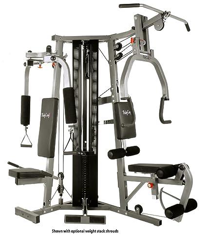 Amazon bodycraft galena pro home gym gym multi station