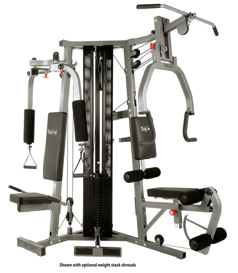 BodyCraft Galena Pro Home Gym by Bodycraft