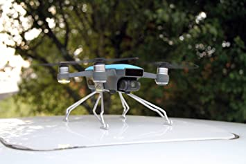 Robot de Oblivion Inspired - Drone Landing de Gear (DJI Spark dron ...