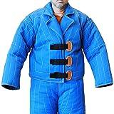 HILASON Large Body Protection Police Dog Training Bite Suit Jacket