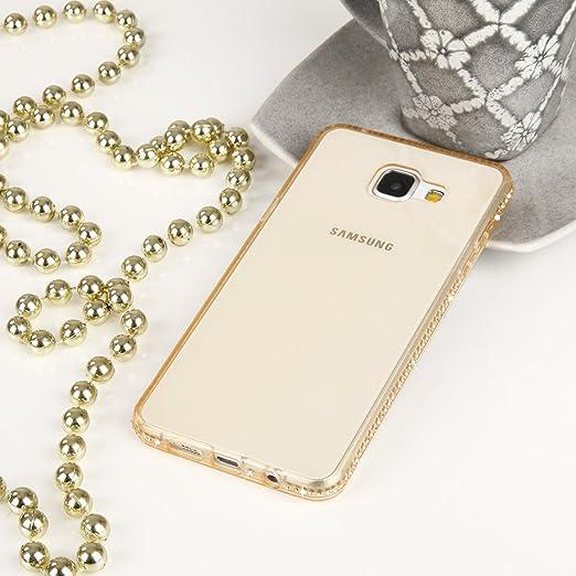 9 opinioni per Ego® TPU Case Cover Bling Rhinestone Case Silicone Case Diamond Case voor de