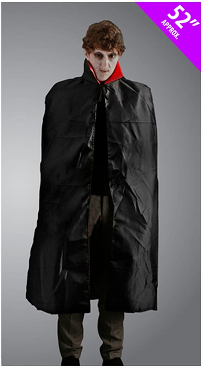 Scream Machine - Capa de Drácula para disfraz (Talla Única/Negro ...