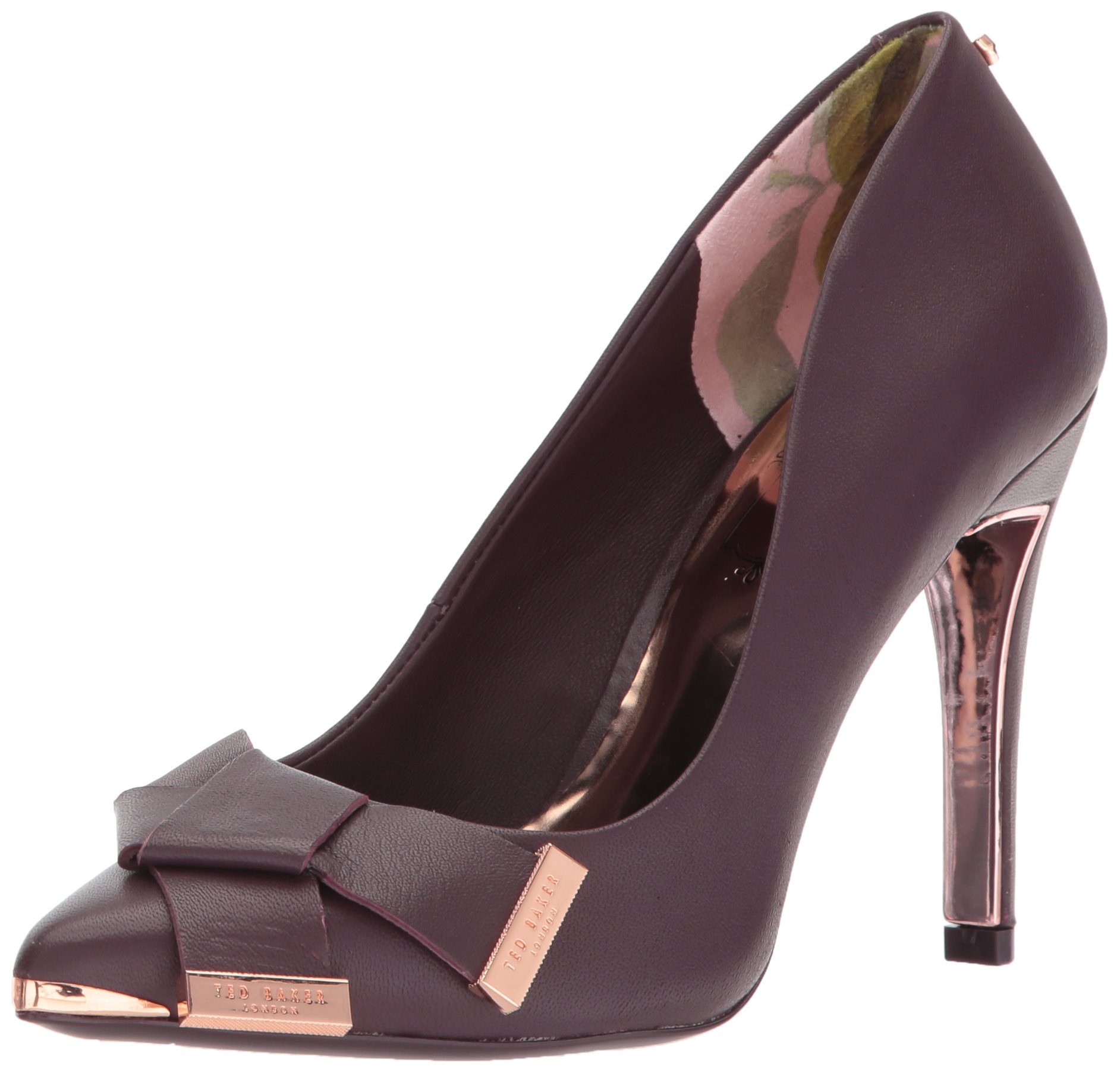 Ted Baker Women's Ayelar Pump, Bugundy, 5 B(M) US by Ted Baker (Image #1)