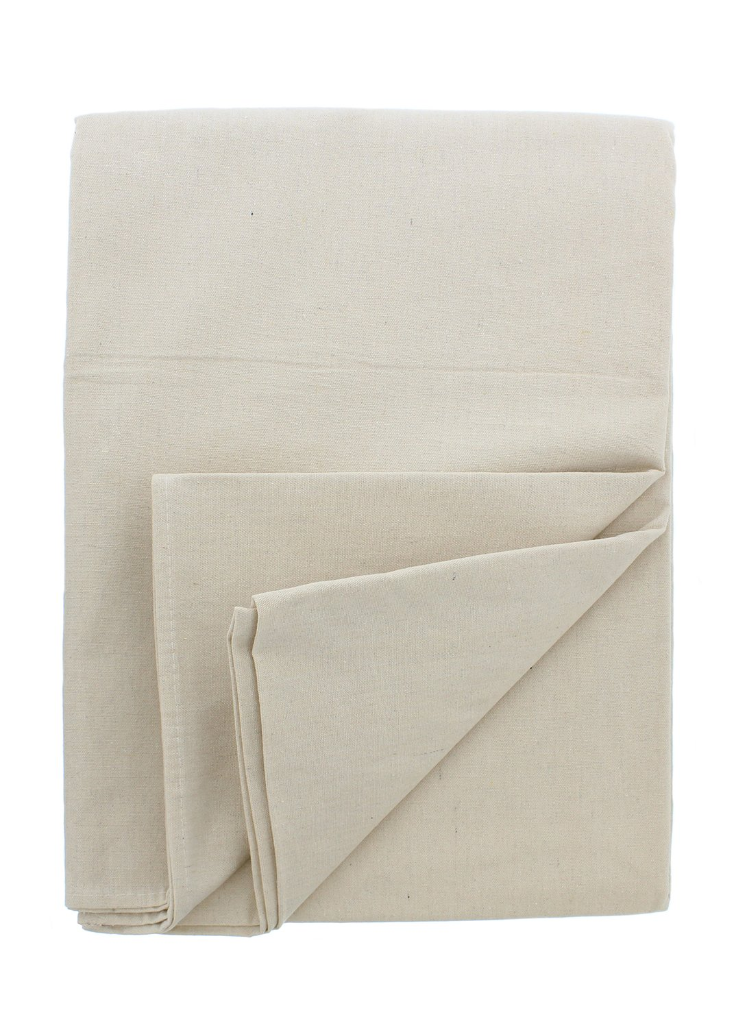 White Painters Cotton Canvas Drop Cloth
