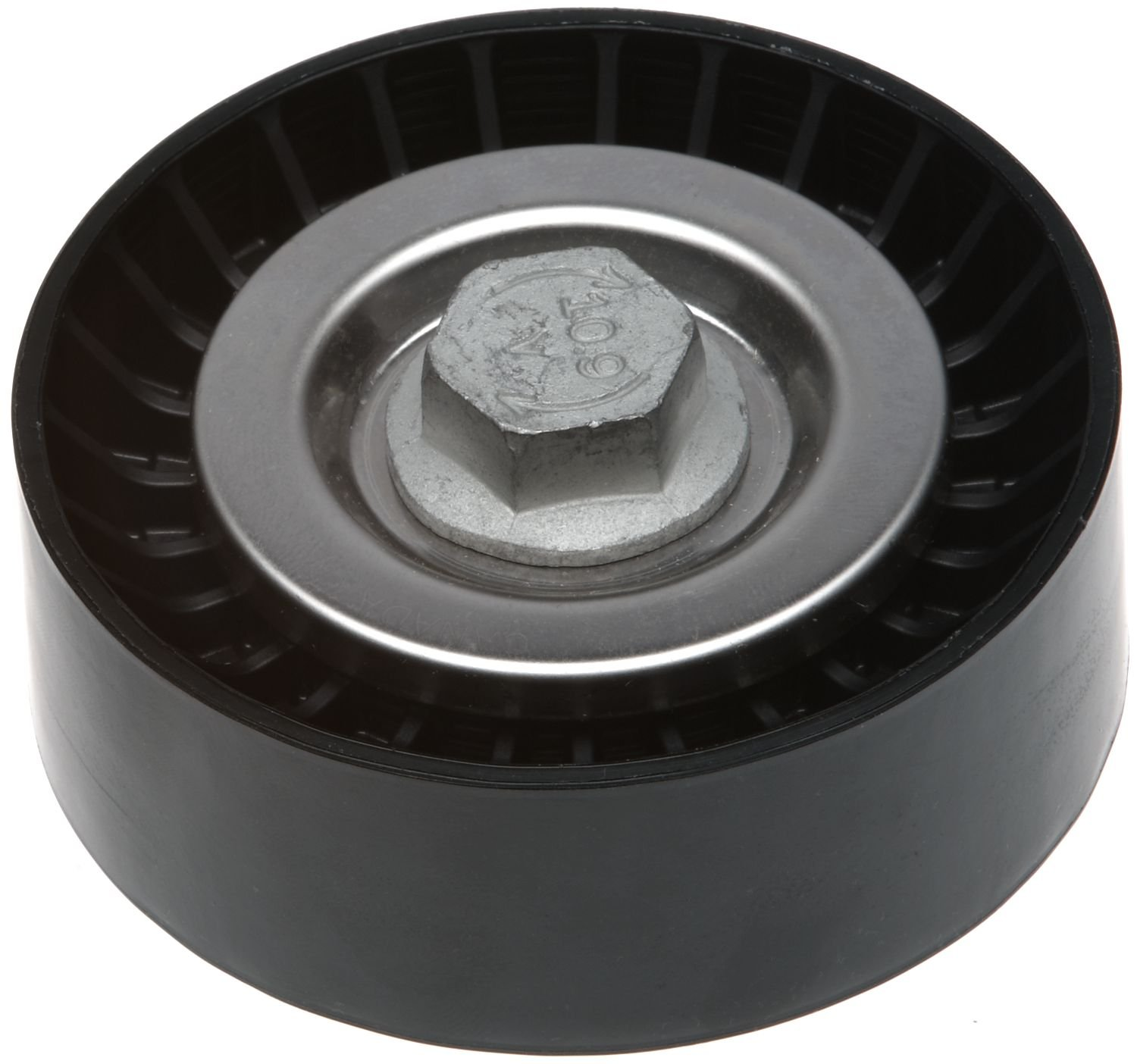 ACDelco 36323 Professional Idler Pulley with Bolt and Dust Shield
