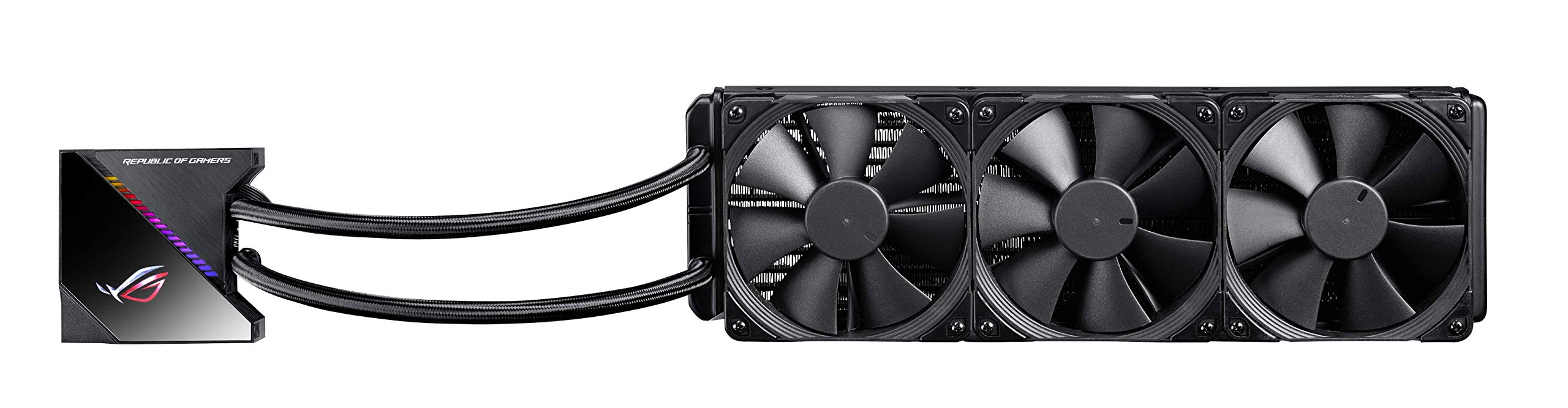 ASUS 90RC0020-M0UAY0 ROG Ryujin 360 All-in-One Liquid CPU Cooler - Black by ASUS (Image #2)