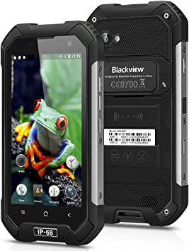 Blackview BV6000 - 4G Smartphone Libre Android (4.7
