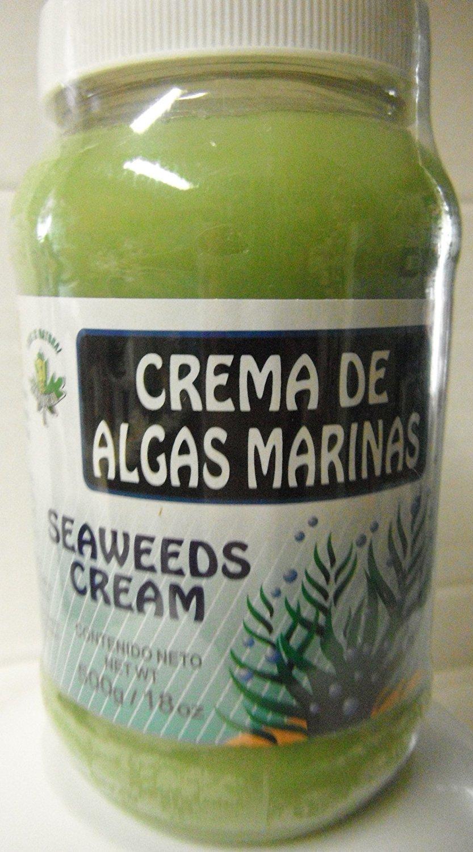 Seaweeds Cream. Crema Adelgazante De Algas Marinas Bote Grande De 18 Oz
