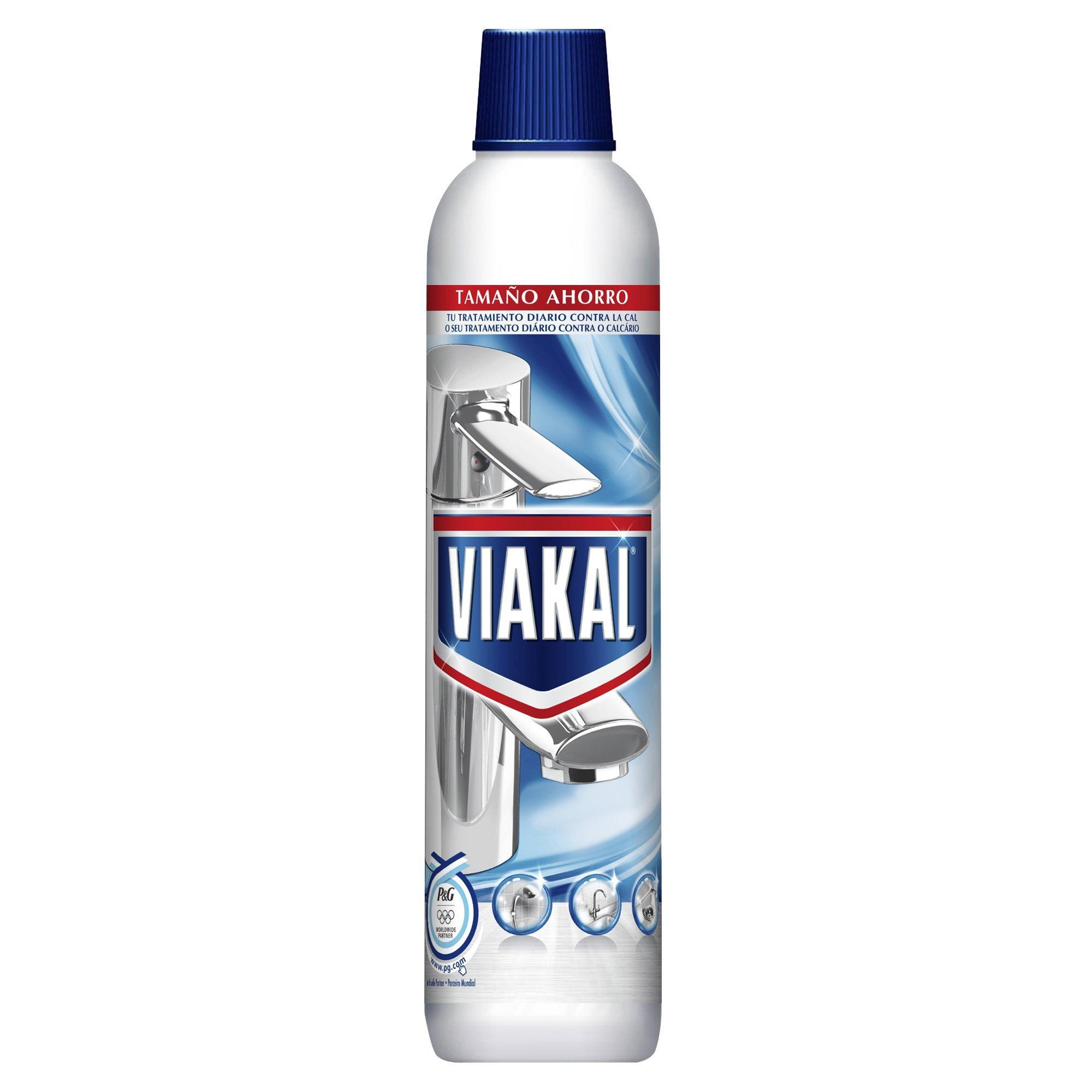 Viakal Gel Limpiador Antical - 750 ml product image