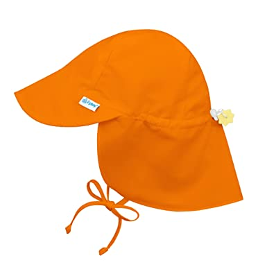 b9bcb557971 Amazon.com  i play. Adjustable Flap Sun Protection Hat Sun ...