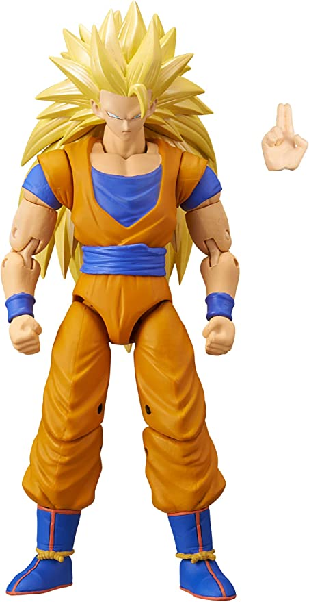 Series 3 Series 3 Dragon Ball Super Dragon Stars Jiren Figure