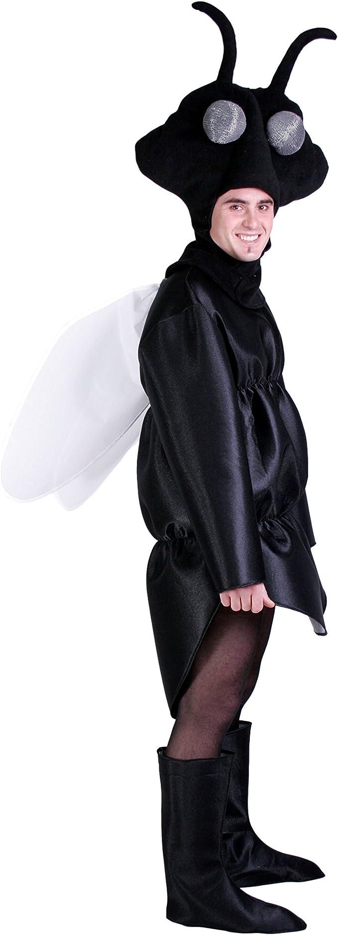 Disfraz de mosca - Estándar: Amazon.es: Juguetes y juegos