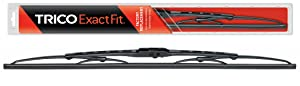 """Trico 18-1 Exact Fit Conventional Wiper Blade 18"""", Pack of 1"""
