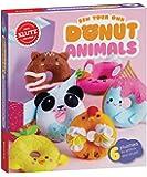 Klutz Sew Your Own Donut Animals Craft Kit