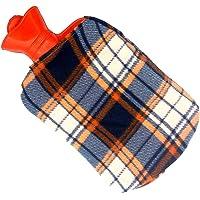 Bolsa Água Quente ou Gelada Compressa Térmica em borracha com capa