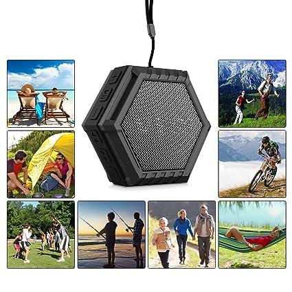 VicTsing Vtin  5W 无线防水蓝牙音箱 带Mic