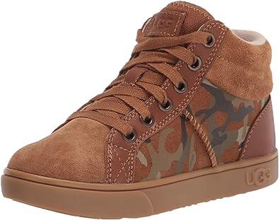 UGG Kids' Boscoe Sneaker Camo   Sneakers