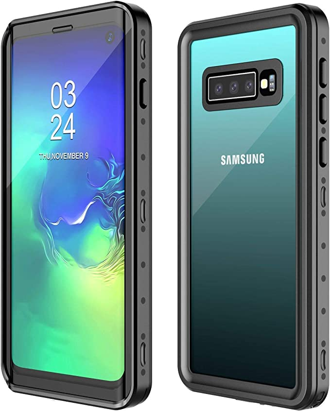At Your Service Samsung S10 Case