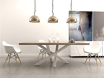 Merman Living Stahlgestell Tischgestell Esstisch Modern Tischfuß